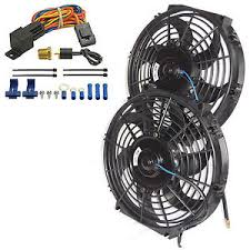 10 inch radiator fan chevy olds radiator fans dual 10 inch electric fans fan relay