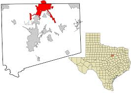Waco Texas Zip Code Map by Burleson Texas Wikipedia