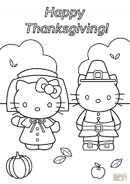 coloring pages for thanksgiving free coloring pages