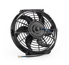 10 inch radiator fan 10 inch axial fan 12v 24v car radiator condenser fan auto