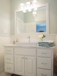 craftsman bathroom vanity bathroom hexagon tile bathroom floor with mission flush mount
