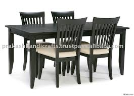 Expensive Wood Dining Tables India Wooden Table Solid With - Simple dining table designs