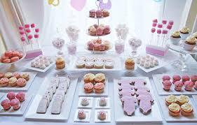 baby shower treats baby shower dessert table