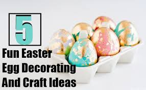 easter decorations on sale 5 creative and easter egg decorating and craft ideas home so