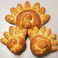 thanksgiving turkey shaped dinner bread conshohocken italian