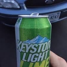 keystone light vs coors light keystone light lime coors brewing company untappd