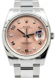 bentley pink diamonds rolex oyster perpetual 115234 pnkdfo 34mm pink diamond arabic