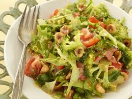 Garden Vegetable Salad by Fresh Broccoli Salad Recipe Alton Brown Food Network