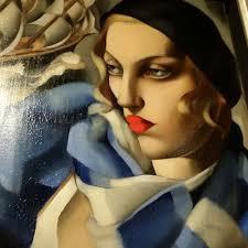 Tamara De Lempicka Art by Mostra Tamara De Lempicka Dove Quando E Perché