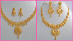 ladies gold necklace images Latest gold necklace designs for women gold necklace collection jpg