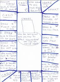 an outline for a board game child safety mikeg12