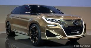 lexus rx200t malaysia shanghai 2015 honda concept d previews new suv