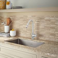 high flow kitchen faucet pekoe 1 handle pull high flow kitchen faucet standard
