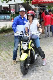 trail and urban rider telly buhay honda brings honda beat fi as