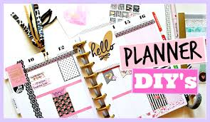 Build Your Own Flag Planner Diy U0027s Page Flags Covers And Bookmarks Huge Giveaway