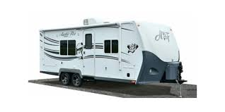 find complete specifications for northwood arctic fox fifth wheel