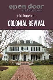 18 best old houses colonial revival images on pinterest