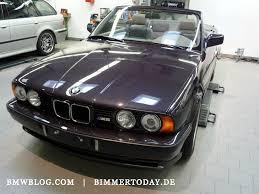 vintage bmw vintage bmw u0027s e34 m5 convertible u0026 e39 m5 touring
