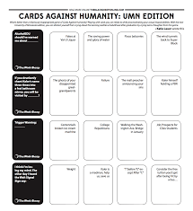 cards against humanity expansion pack cards against humanity umn expansion pack