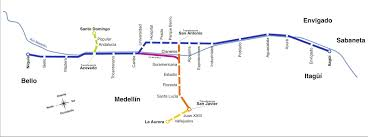 Valley Metro Light Rail Map by