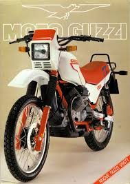 italian motocross bikes oddbike moto guzzi v twin off roaders improbable italian enduros