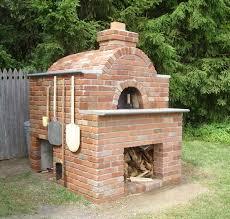 Diy Backyard Pizza Oven by Best 25 Brick Masonry Ideas On Pinterest Wood Stove Wall Diy