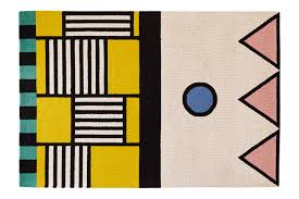 Designer Bath Rugs 32 Statement Making Geometric Rugs You Can Buy Right Now Sight