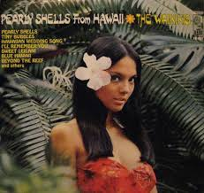 hawaiian photo albums pearly shells from hawaii by the waikikis album hawaiian