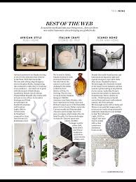 Home Decor Magazines India Online We Are Featured India May Home Luxury Homeware
