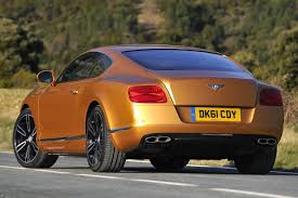 bentley suv price used 2013 bentley continental gt for sale pricing u0026 features