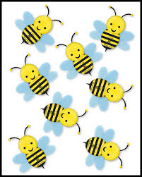 bee obedient clipart collection