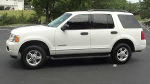 for sale 2005 ford explorer xlt 3rd row seating stk p6189a www