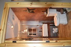galvanized gooseneck light adds fun element to new barn home