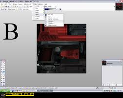 how to edit skins with paint net counter strike source tutorials