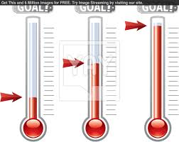 13 fill in thermometer goal vector images fundraising goal