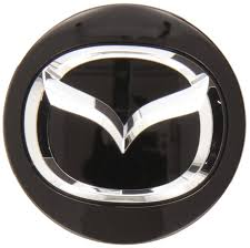 new mazda logo amazon com genuine mazda kd51 37 190 center cap automotive