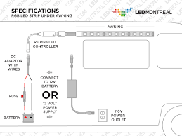 100 led strip wiring diagram connecting led strip to 12