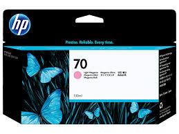 Hp 70 130 Ml Light Magenta Designjet Ink Cartridge