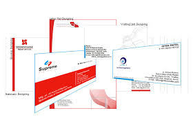Business Card And Letterhead Stationary Designing Graphic Design Services For Business Cards