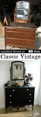 Old Bedroom Set Makeover 542 Best Furn Redo U0027s Dressers U0026 Vanities Images On Pinterest