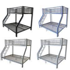 Single Double Triple Children Metal Sleeper Bunk Beds Frame No - Single double bunk beds