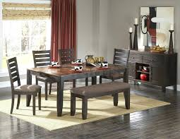 dining room sets with bench seating big small u2013 premiojer co