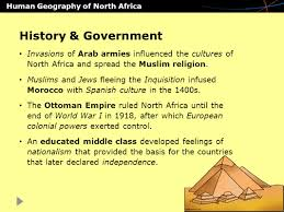 Geography Of The Ottoman Empire by Chapter 15 North Africa Ppt Video Online Download