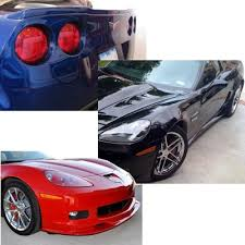 corvette zr1 kit c6 corvette zr1 kit painted color rpidesigns com