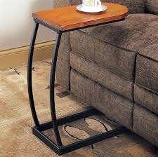 c shaped sofa modern c shaped end table all about house design