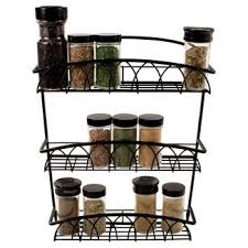Stainless Steel Wall Spice Rack Spice Racks Kitchen Storage U0026 Dining Target
