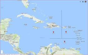 Carribbean Map Caribbean U003e Go Enterprises