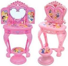 Vanity Table And Stool Set Disney Vanity Table And Chair Home Furnishings