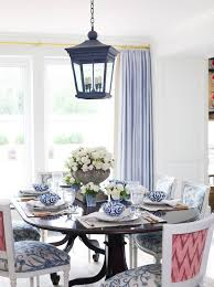 ashley whittaker pink dining chairs eclectic dining room ashley whittaker design