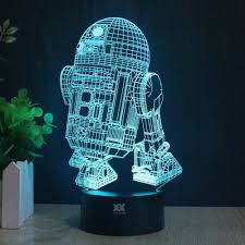 Led Light Bar Color Changing by Amazon Com Jfl 7 Colors Change Protect 3d Glow Led Lamp Bb 8 Baby